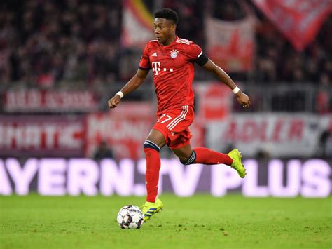 David Alaba Admits Being an Arsenal Fan as He Discusses