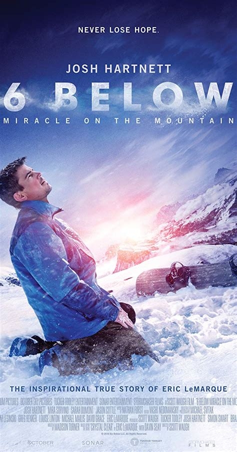 Watch Movie 6 Below: Miracle on the Mountain 2017