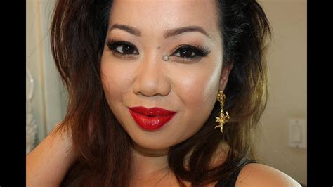 Prom Look// DIY using all drugstore products//Gold Smokey