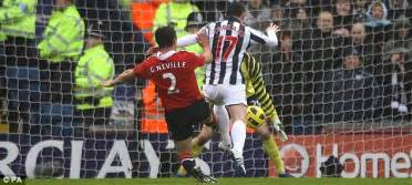 Gary Neville: I sat in the toilet at West Brom and knew I