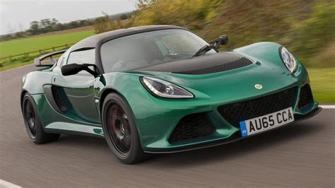 First drive: the new and improved Lotus Exige Sport 350