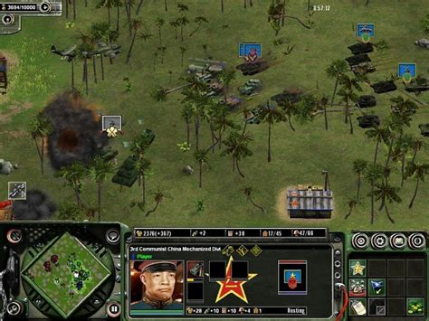 Communist China vs Japan image - Axis & Allies: Uncommon