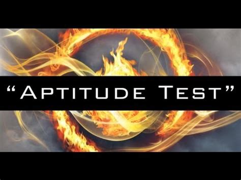 """""""The Aptitude Test"""" Divergent Soundtrack (Fan Made) - YouTube"""