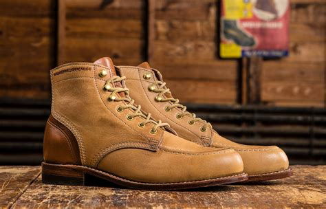 The Wolverine 1000 Mile 1940 Boot Is As Vintage As It Gets