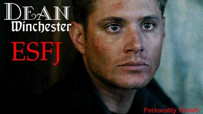 Supernatural- Myers Briggs (MBTI) Types - Personality Growth