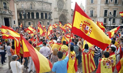 Anxiety running high across Spain as Catalan vote looms
