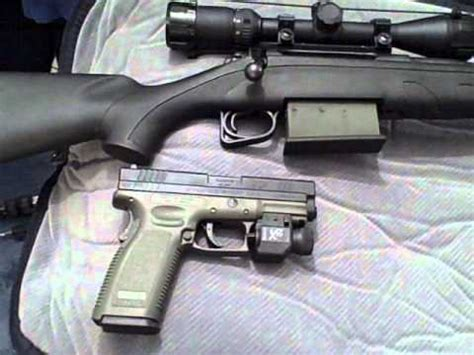 Remington 770 Extended mag - YouTube