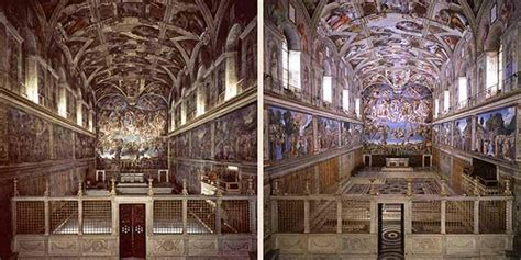 Sistine Chapel by Michelangelo: Who Painted Ceiling, Facts