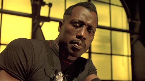Wesley Snipes Responds to Marvel Rebooting 'Blade': 'It's