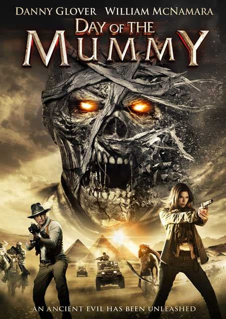 New Cover art for December's DAY OF THE MUMMY | HNN