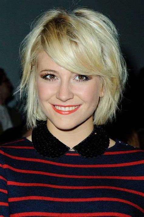 15 New Celebrities With Short Blonde Hair | Short