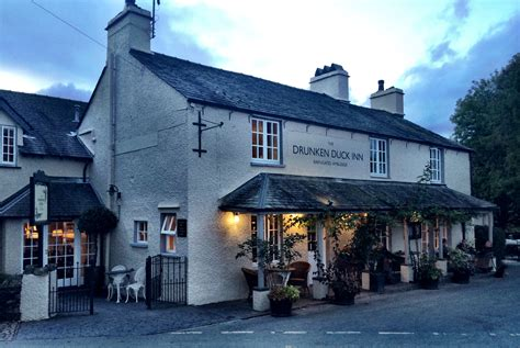 The Drunken Duck Review {Best Pub in the Lake District}