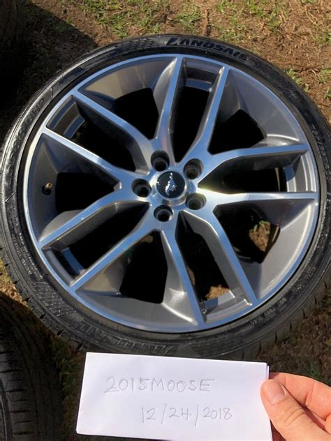 """'For Sale - 20"""" Foundry Wheels w/tires (80% tread"""