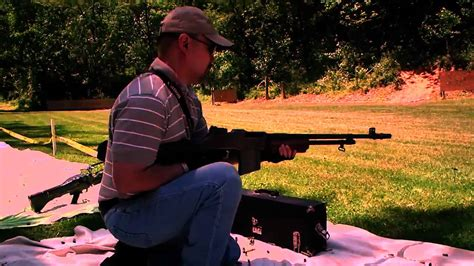 Full-Auto Series : Vintage WWII Browning BAR rifle -