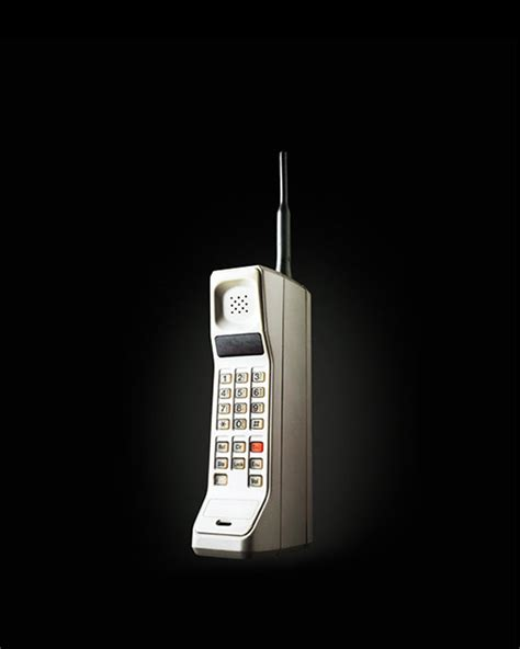 The History of the Mobile Phone in a Really Great