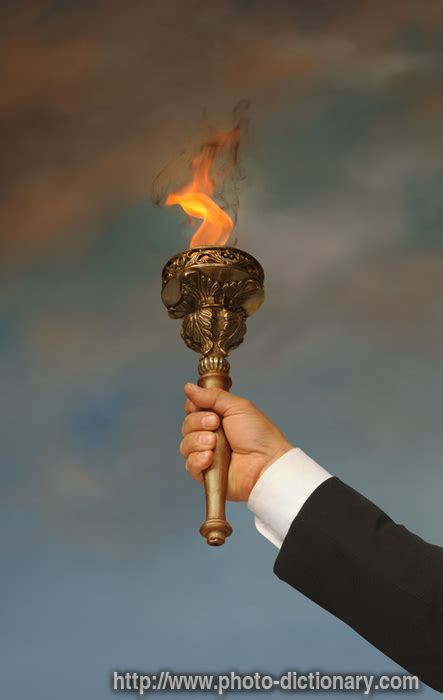 torch - photo/picture definition at Photo Dictionary
