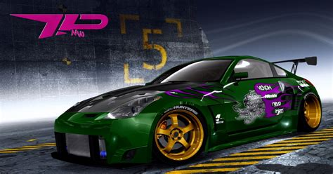 Need For Speed Pro Street Nissan 350Z (2003) | NFSCars