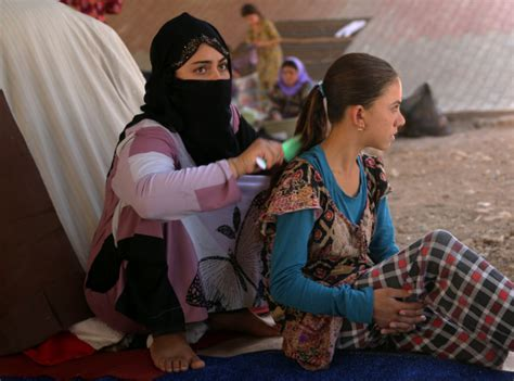 Iraq: Isis 'is Massacring Women and Children from Ethnic