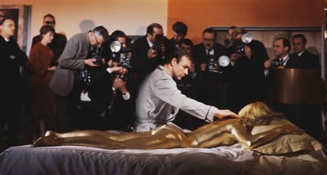 Snapshot, 1964: The Goldfinger of Sean Connery | Classic
