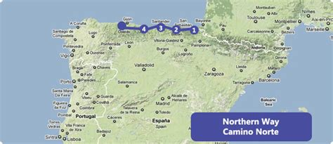 What is the Northern Way? - CaminoWays
