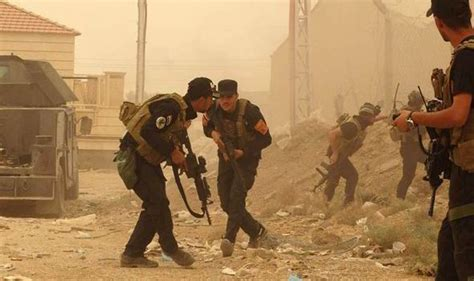 Islamic State: Battle for Baghdad would be 'brutal' warns