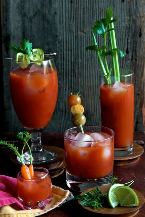 10 Best Bloody Mary Recipes - Camille Styles