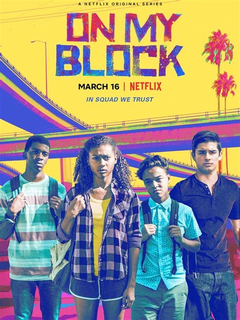 On My Block Cast and Characters   TV Guide