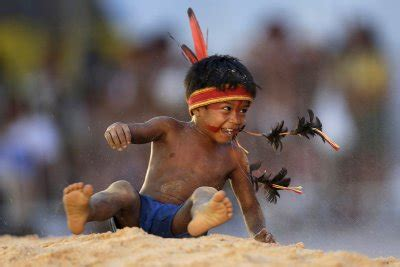 Brazil's World Indigenous Games 2015: The sports and the