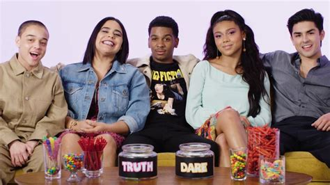"""Watch Truth or Dare   Netflix's """"On My Block"""" Cast Plays"""