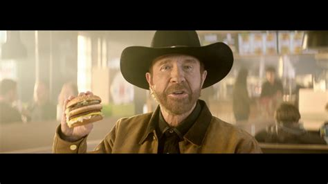 Hesburger is Chuck Norris approved - YouTube
