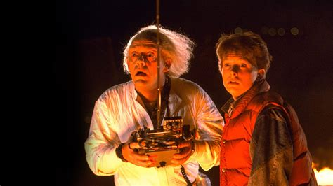 Back to the Future - Drive-In - Filmsentret Charlie