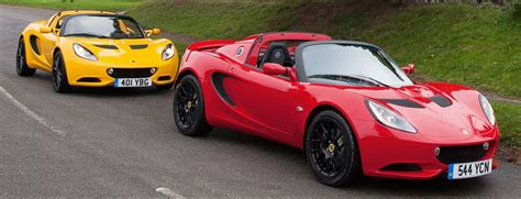 Lotus rolls out two new variants - Elise Sport, Elise