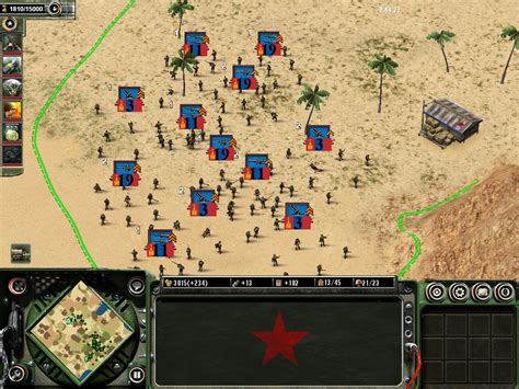 Mongolian Division Banners image - Axis & Allies: Uncommon