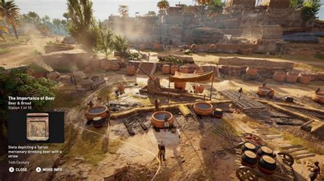 Assassin's Creed Discovery Tour: Turning A Video Game Into