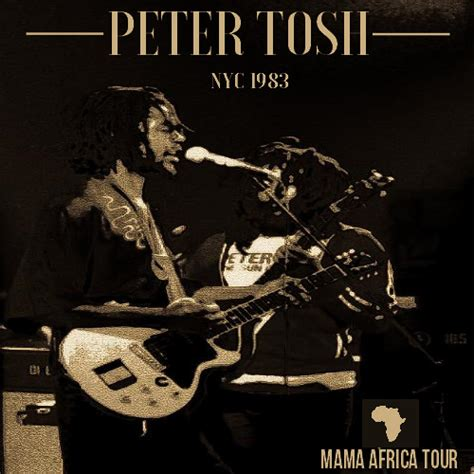 Peter Tosh Live @ NYC 1983 [Mama Africa Tour] by Jah Blem