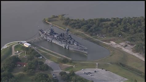 Battleship Texas to reopen Sunday after leak repairs