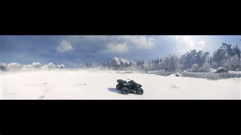 [FR] The Hunter : Call Of The Wild (Map DLC Medved-Taiga