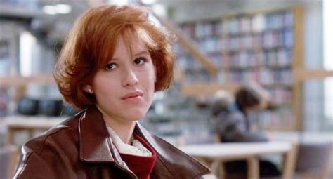Movie and TV Cast Screencaps: Molly Ringwald as Claire