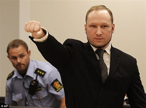 Was Anders Breivik driven to kill by frustrated sexual